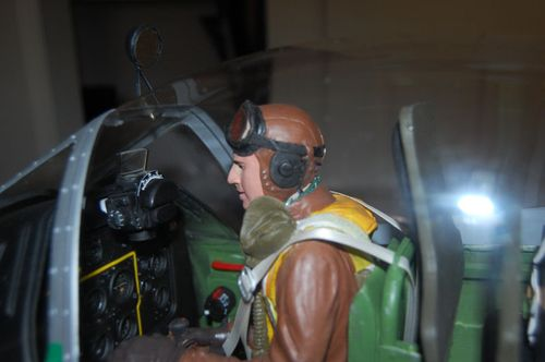 Bill Getz pilot figure for Lyle